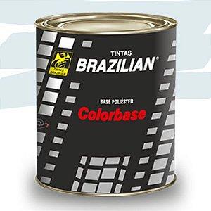 BASE POLIESTER AZUL CRISTAL MET FIAT 93 900ml - BRAZILIAN