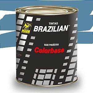 BASE POLIESTER AZUL ENSEADA PEROLIZADO GM 99 900ml - BRAZILIAN
