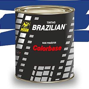 BASE POLIESTER AZUL GENEBRA PEROLIZADO FORD 97 900ml - BRAZILIAN