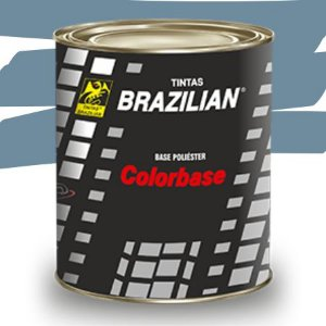 BASE POLIESTER AZUL NICE MET FORD 95 900ml - BRAZILIAN