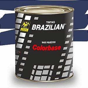 BASE POLIESTER AZUL STRAUSS PEROLIZADO GM 94 900ml - BRAZILIAN