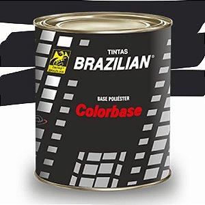 BASE POLIESTER CINZA CARBONO MET. VW 900ml - BRAZILIAN