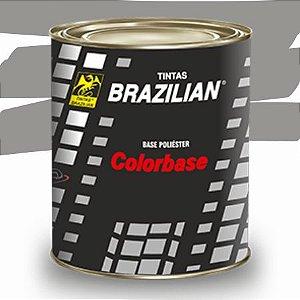 BASE POLIESTER CINZA CROMO PEROL. FIAT 08 900ml - BRAZILIAN