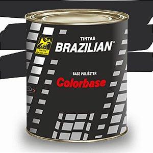 BASE POLIESTER CINZA NOBRE MET. GM 02 900ml - BRAZILIAN