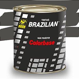 BASE POLIESTER CINZA STEEL MET. FIAT 96 900ml - BRAZILIAN