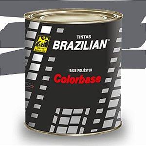 BASE POLIESTER CINZA TITÂNIO MET. VW 00 900ml - BRAZILIAN