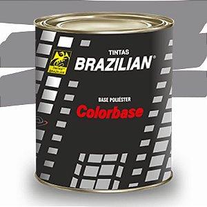 BASE POLIESTER CINZA TRANCOSO MET. FORD 02/03 900ml - BRAZILIAN