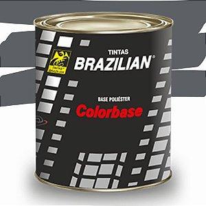 BASE POLIESTER GRIS ACIER MET RENAULT 06.07 W 900ml - BRAZILIAN