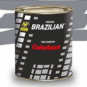 BASE POLIESTER PRATA ARGENTA MET. GM 93 900ml - BRAZILIAN