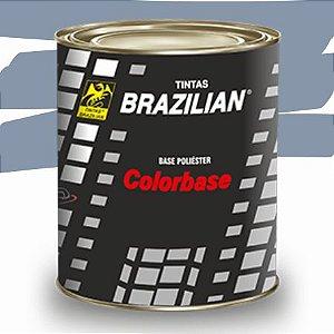 BASE POLIESTER PRATA CONTINENTAL VW 900ml - BRAZILIAN