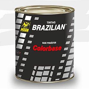 BASE POLIESTER PRATA HEMATITA MET. TOYOTA 2003 900ml - BRAZILIAN