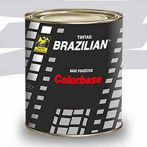 BASE POLIESTER PRATA HUET MET. GM 97 900ml - BRAZILIAN