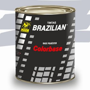 BASE POLIESTER PRATA LUNAR MET. GM 88 900ml - BRAZILIAN