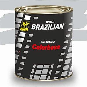 BASE POLIESTER PRATA ONIX MET TOYOTA 2003 900ml - BRAZILIAN
