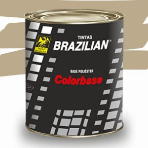 BASE POLIESTER PRATA RIVIERA MET. FORD 05 900ml - BRAZILIAN