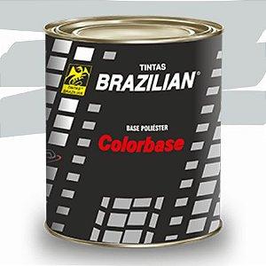 BASE POLIESTER PRATA SARGAS VW 10/11 900ml - BRAZILIAN