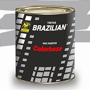 BASE POLIESTER PRATA TEXAS PEROLIZADO FORD 97 900ml - BRAZILIAN