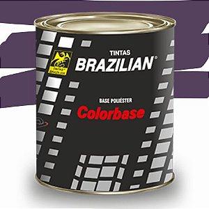 BASE POLIESTER ROXO ROSSETI PEROLIZADO GM 96 900ml - BRAZILIAN
