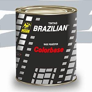 BASE POLIESTER SATIN SILVER MET. HONDA 01-03 900ml - BRAZILIAN