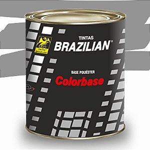 BASE POLIESTER SILVER MET 199 900ml - BRAZILIAN
