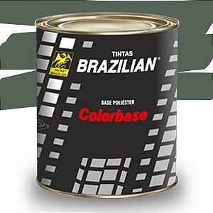 BASE POLIESTER VERDE ESQUADRA MET. GM 99 900ml - BRAZILIAN