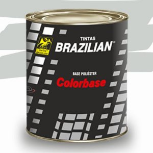 BASE POLIESTER VERDE ITAJAI II MET. FIAT 94 900ml - BRAZILIAN
