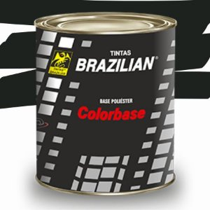 BASE POLIESTER VERDE PINUS MET. VW 93 900ml - BRAZILIAN