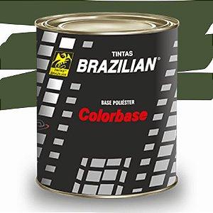 BASE POLIESTER VERDE TURMALINA MET. FIAT 94 900ml - BRAZILIAN