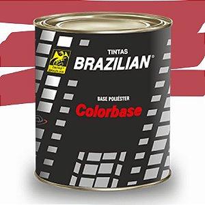 BASE POLIESTER VERMELHO CHIPRE PEROLIZADO GM 93 900ml - BRAZILIAN