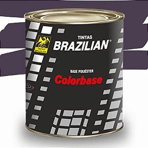 BASE POLIESTER VERMELHO STYLUS PEROLIZADO VW 94 900ml - BRAZILIAN