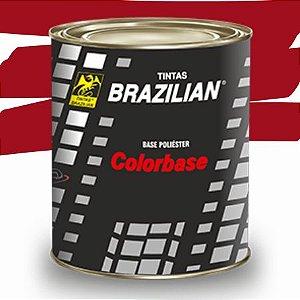 BASE POLIESTER VERMELHO POP PEROLIZADO TOYOTA 13 900ml - BRAZILIAN