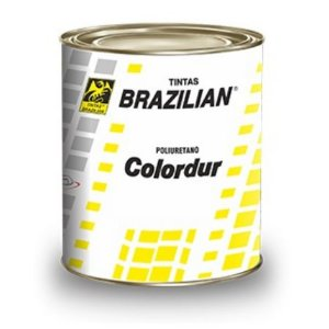 COLORDUR BRANCO PAINA VW 81 675ml - BRAZILIAN