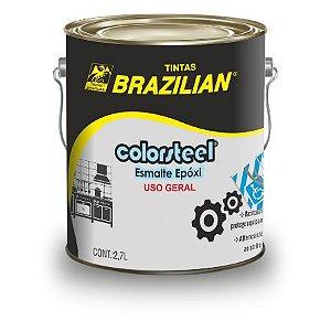 COLORSTEEL EPOXY PRETO M N1 2,7L - BRAZILIAN