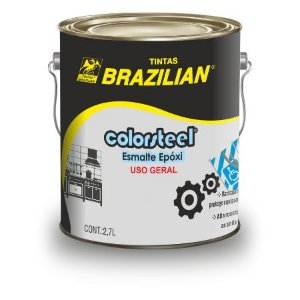 COLORSTEEL EPOXY VERMELHO SEG. 5 R 4/14 2,7L - BRAZILIAN