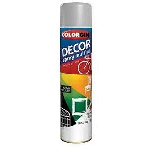 DECOR SPRAY PRIMER CINZA 350ml - COLORGIN