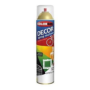 DECOR SPRAY VERNIZ PARA USO GERAL 350ml - COLORGIN