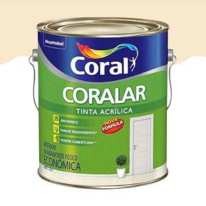 TINTA ACRÍLICA MARFIM 3,6L - CORALAR
