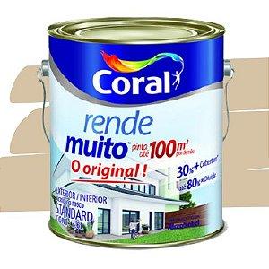 TINTA ACRÍLICA RENDE MUITO AREIA 3,6L - CORAL