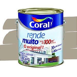 TINTA ACRÍLICA RENDE MUITO CONCRETO 3,6L - CORAL