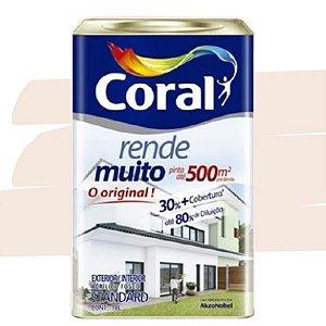 TINTA RENDE MUITO PÊSSEGO 18L - CORAL