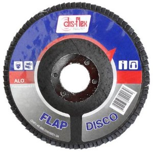DISCO FLAP CONE 180X22 ALO 40 - DISFLEX