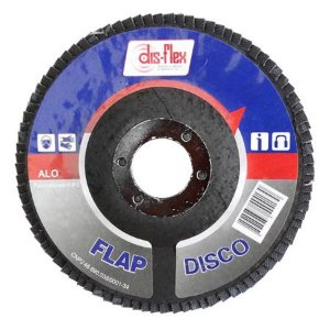 DISCO FLAP CONE ALO 60 4.1/2 - DISFLEX