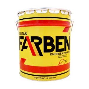 AC-175 CONCENTRADO LARANJA 18L - FARBEN