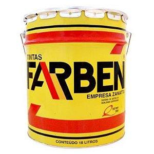 AES-40 BASE SINTETICO BRANCO 18L - FARBEN