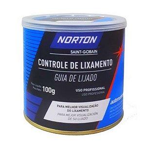 CONTROLE DE LIXAMENTO 100gr - NORTON