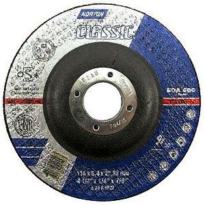 DISCO DESBASTE CLASSIC BDA 600 115X6.4X22.23 - NORTON