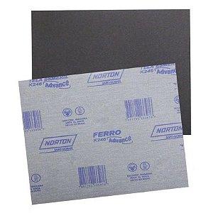 LIXA FERRO P80 - NORTON