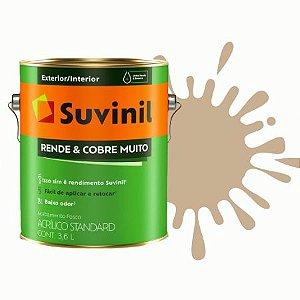 TINTA ACRÍLICA RENDE COBRE MUITO CAMURÇA 3,6L - SUVINIL