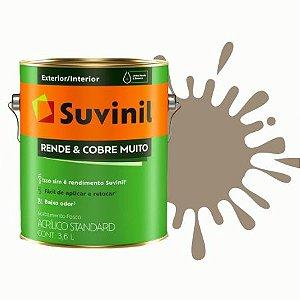 TINTA ACRÍLICA RENDE COBRE MUITO CONCRETO 3,6L - SUVINIL