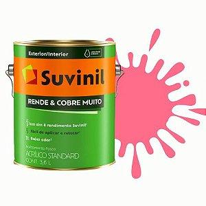 TINTA ACRÍLICA RENDE COBRE MUITO EUFORIA 3,6L - SUVINIL